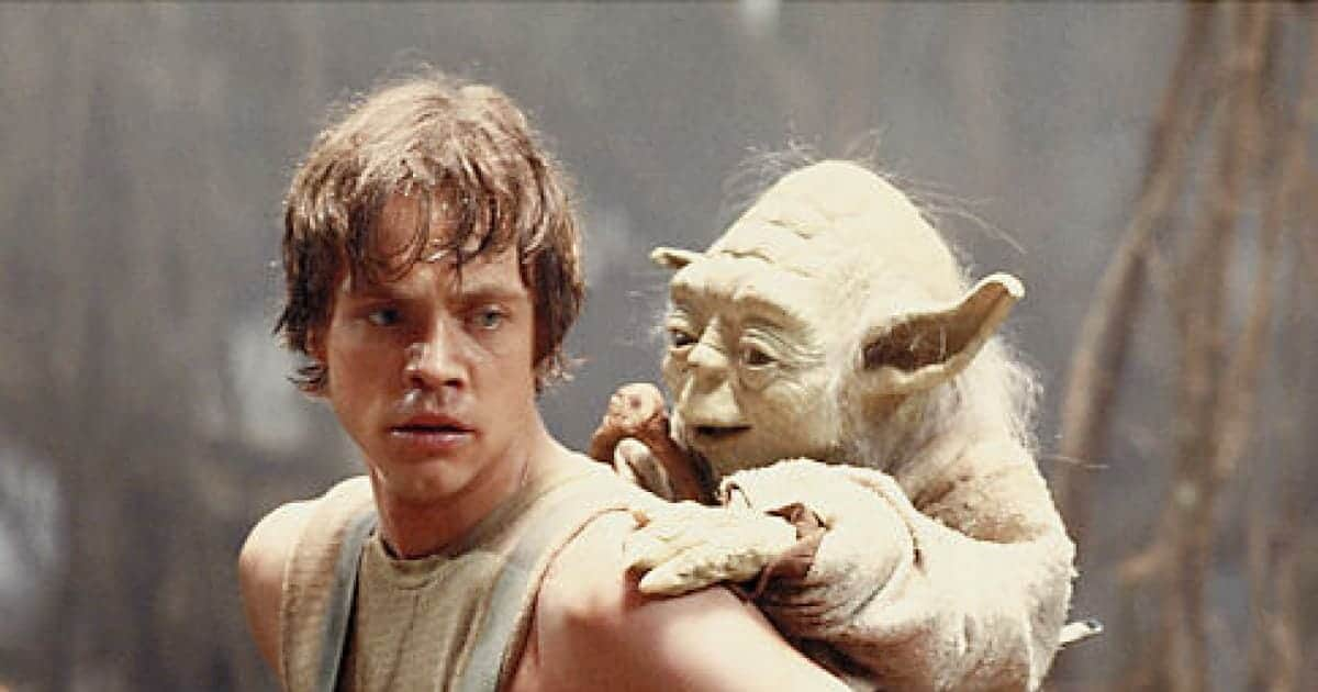 As a good event moderator you are Yoda, not the hero
